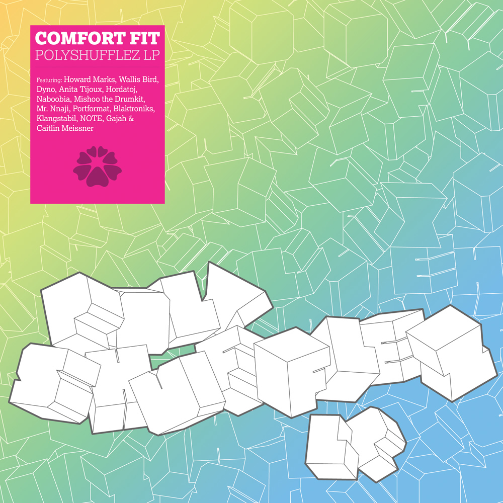TDR09-001_Comfort_Fit_Polyshufflez_LP_Front