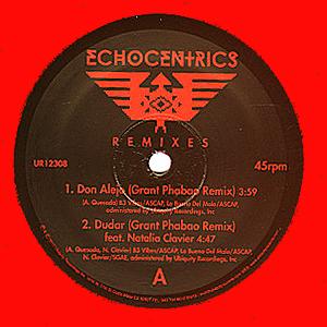 Echocentrics - Remixes EP