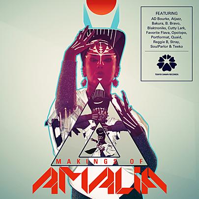 00 Amalia - Makings Of - Tokyo Dawn Records
