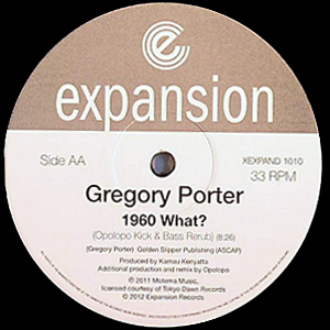 Gregory Porter - 1960 What
