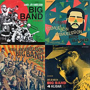 Samúel Jón Samúelsson Big Band - 4 hliðar