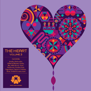 00 Tokyo Dawn Records - The Heart Volume 3