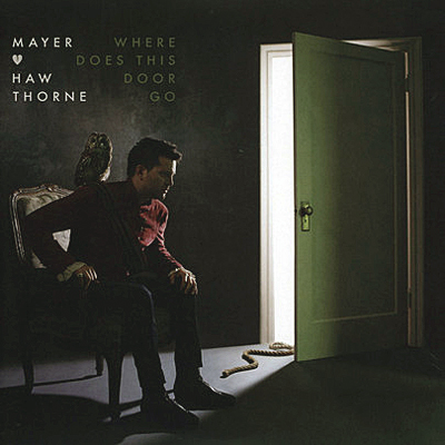 Mayer Hawthorne - Where Does This Door Go - front