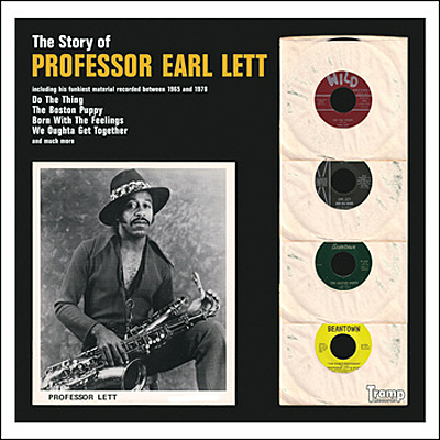 The Story Of Professor Earl Lett