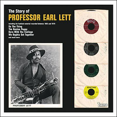 The Story Of Professor Earl Lett