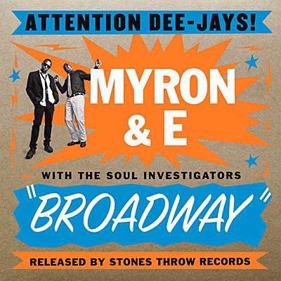 myron & e - broadway