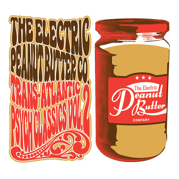 The Electric Peanut Butter Company - Trans-Atlantic Psych Classics Vol-2