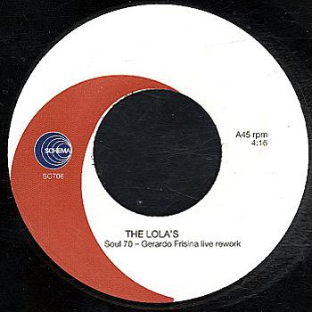 The Lolas - Soul 70 Gerardo Frisina Rework