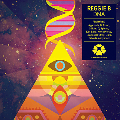 00 Reggie B - DNA - Tokyo Dawn Records