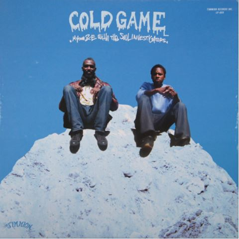 Myron & E - Cold Game