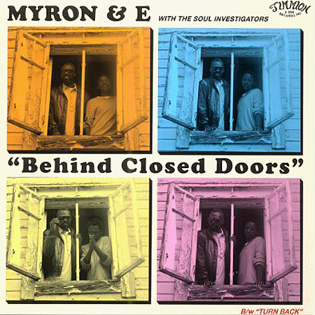 Myron and E - Behind Closed Doors
