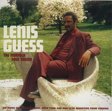 Lenis Guess - The Norfolk Soul Sound