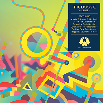 00 Tokyo Dawn Records - The Boogie 4