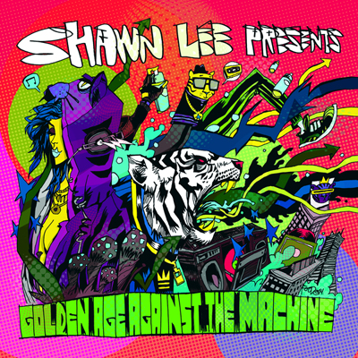 Shawn Lee - Golden Age Against The Machine