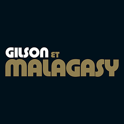 Jef Gilson - Gilson Et Malagasy - coverart