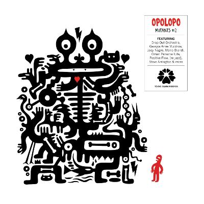 00 Opolopo - Mutants Volume 2 - Tokyo Dawn Records