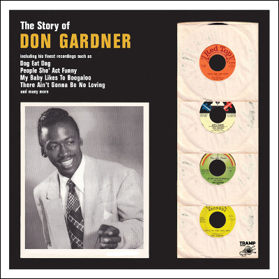 Don Gardner - The Story Of Don Gardner