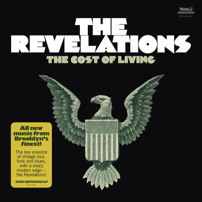 The Revelations - The Cost Of Living