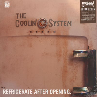 The Cooling System - Refrigerate After Opening