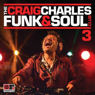 Craig Charles Funk and Soul Club Vol3