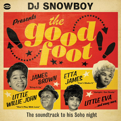 DJ Snowboy - The Good Foot