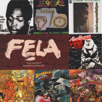Fela Kuti - Box-Set-3