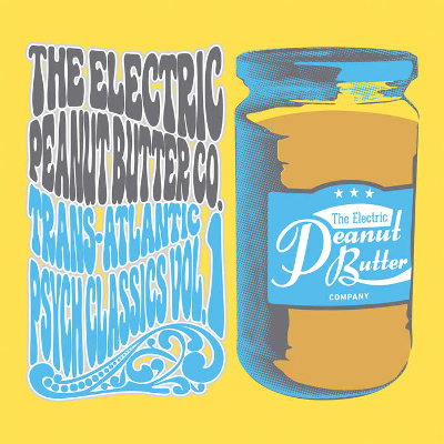 The Electric Peanut Butter Company - Trans-Atlantic Psych Classics Vol-1