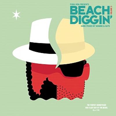 Guts & Mambo - Beach Diggin 3