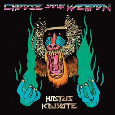 Haitus Kaiyote - Choose Your Weapon
