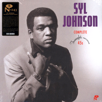 Syl Johnson - The Complete Twinight 45s
