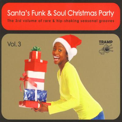 Santas Funk & Soul Christmas Party Vol-3