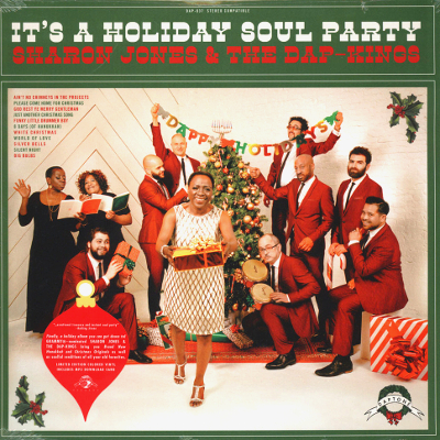 Sharon Jones & The Dap-Kings - Its A Holyday Soul Party