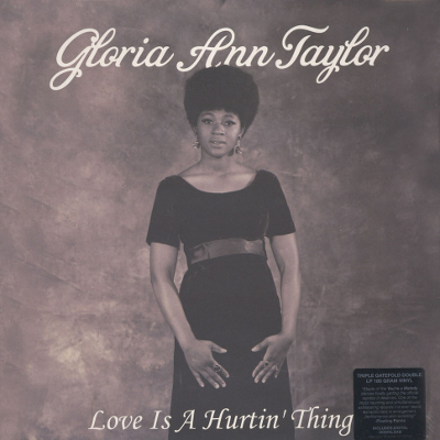 Gloria Ann Taylor - Love Is A Hurting Thing