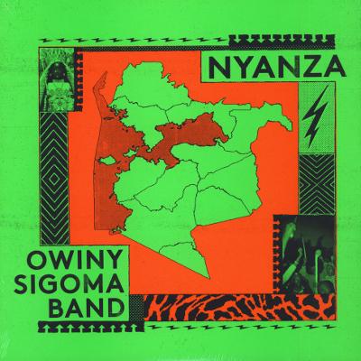 Owiny Sigima Band - Nyanza