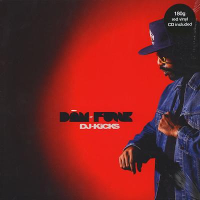 Dam Funk - DJ Kicks