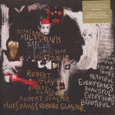 MIles Davis & Robert Glasper - Everything Is Beautiful