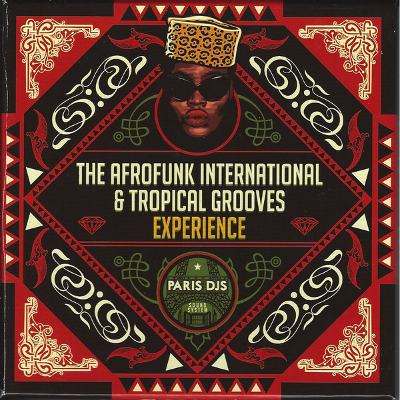 Paris DJs Soundsystem ‎– The Afrofunk International & Tropical Grooves Experience